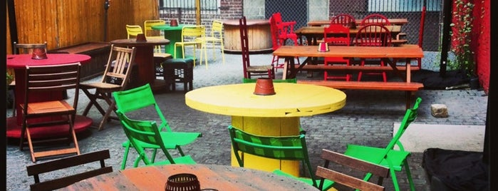 Opa / Drury Beer Garden is one of Phillychisteik.
