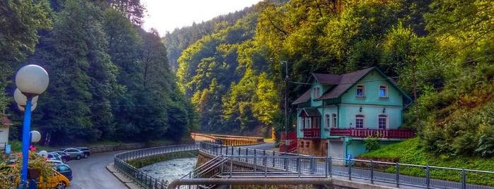 Hotel Praha is one of Lieux qui ont plu à Денис.