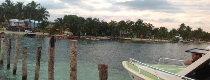Colinda's Cabañas is one of Caye Caulker Essentials.