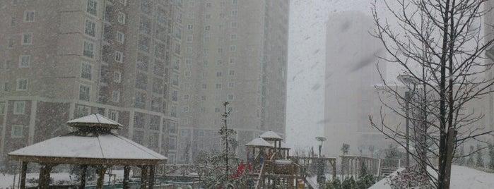 Metrokent is one of Serkan: сохраненные места.