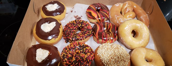 The Donut Shop is one of Cinci Work Food.