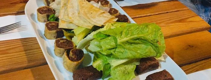 Handmade ÇiğKöfte&Kahvaltı is one of Posti salvati di Sevket.