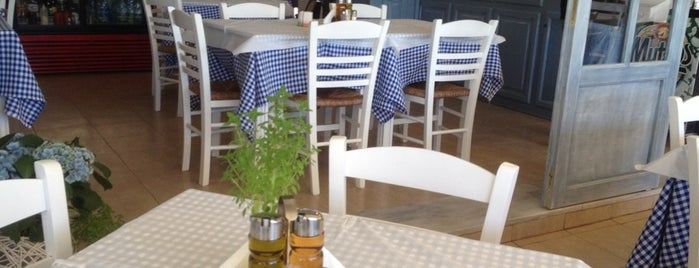 Panos Restaurant is one of Zakintosz.