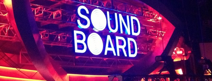 Sound Board is one of Detroit.