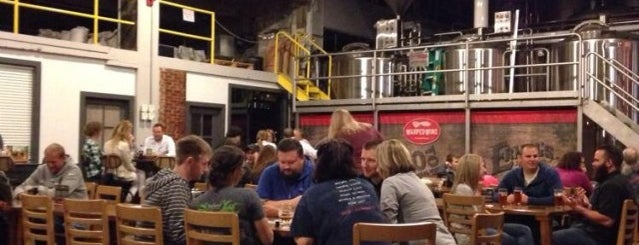 Warped Wing Brewing Co. is one of Gem City.