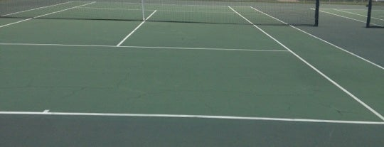 UT Whitaker Tennis Courts is one of Things to do.
