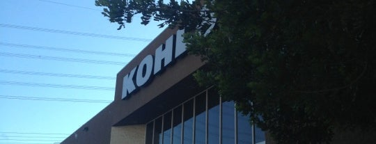 Kohl's is one of My favorites for Department Stores.