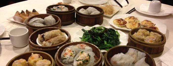 Jing Fong Restaurant 金豐大酒樓 is one of New York.