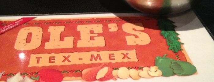 Kelly's Ole's Neighborhood Tex-Mex is one of Lugares favoritos de Albert.