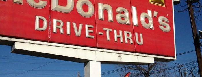 McDonald's is one of Brian'ın Beğendiği Mekanlar.