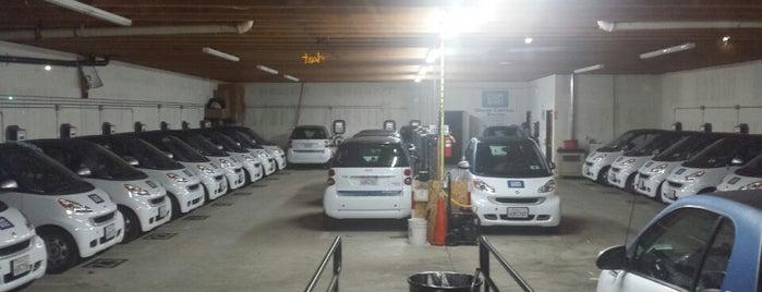 Car2go San Diego HQ is one of Gespeicherte Orte von Ziad🇬🇧.