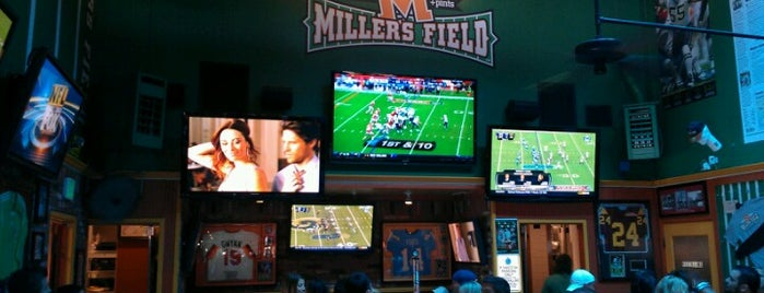 Miller's Field is one of San Diego's Best Bars - 2013.