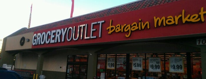 Grocery Outlet is one of Wanna visit.