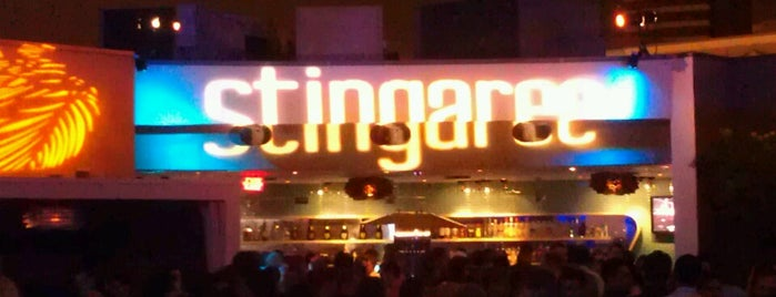 Stingaree is one of SD.
