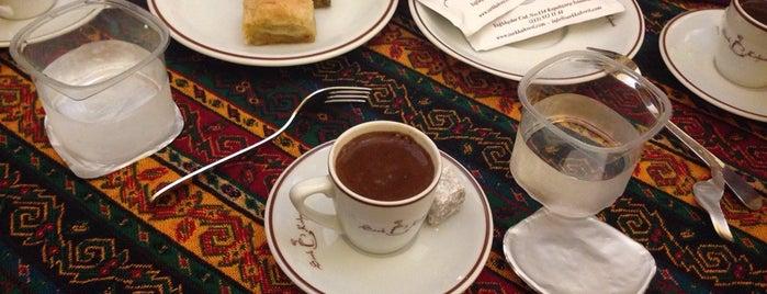 Şark Kahvesi is one of İstanbul Yeme&İçme Rehberi - 5.