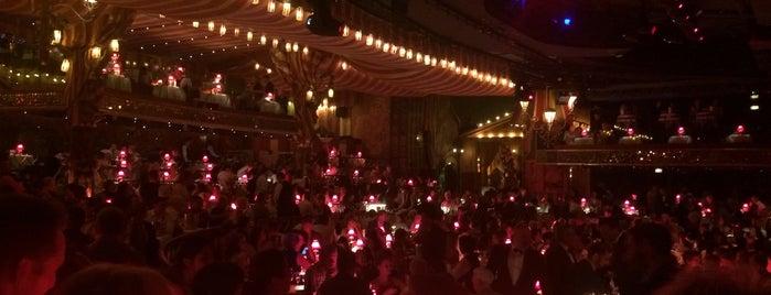 Moulin Rouge is one of สถานที่ที่ Eliknahy ถูกใจ.