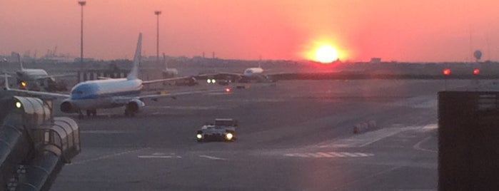 Flughafen Barcelona-El Prat (BCN) is one of สถานที่ที่ Eliknahy ถูกใจ.