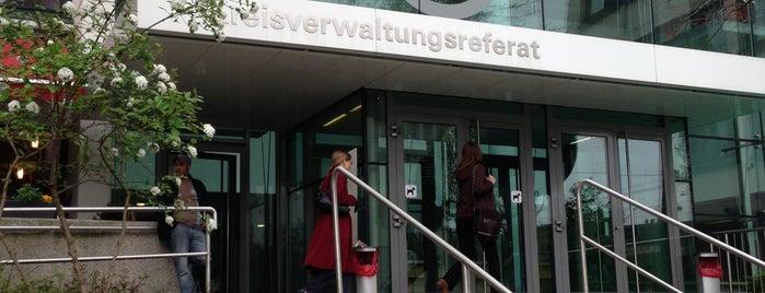Kreisverwaltungsreferat is one of Locais curtidos por I.