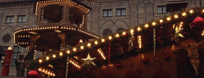 Weihnachtsdorf im Kaiserhof der Residenz is one of 'Tis the Season: Christmas Markets.