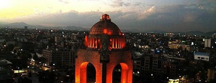 Monumento a la Revolución Mexicana is one of август 🐾 님이 좋아한 장소.