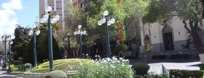 Ла-Пас is one of M : понравившиеся места.