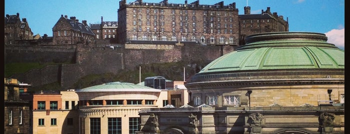 Sheraton Grand Hotel & Spa is one of Edinburgh.