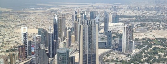 Burj Khalifa is one of Top photography spots.