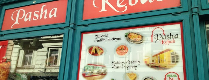 Pasha Kebab is one of Prague.