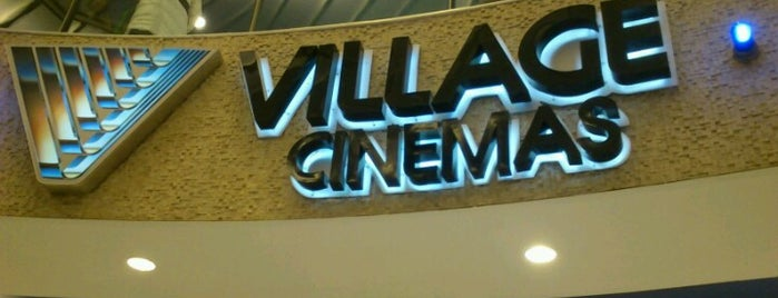 Village Cinemas is one of Lily's beloved places.