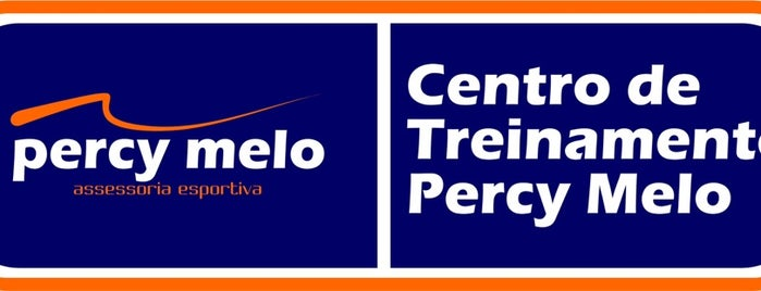 Centro de Treinamento Percy Melo is one of Malvinaさんのお気に入りスポット.