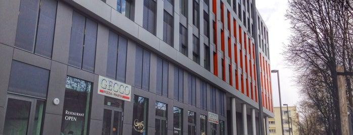 Restaurant Gecco is one of Tempat yang Disimpan N..