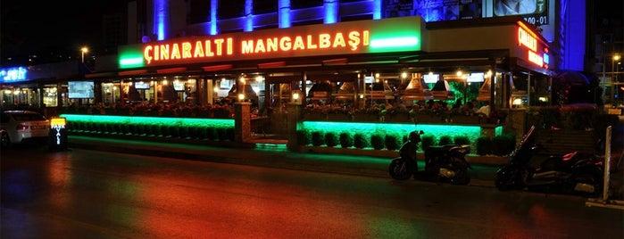 Çınaraltı Mangalbaşı is one of İstanbul.