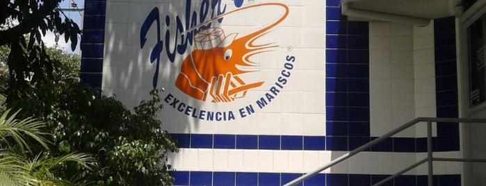 Fisher's Nápoles is one of Lugares por visitar con mi Pequeña.