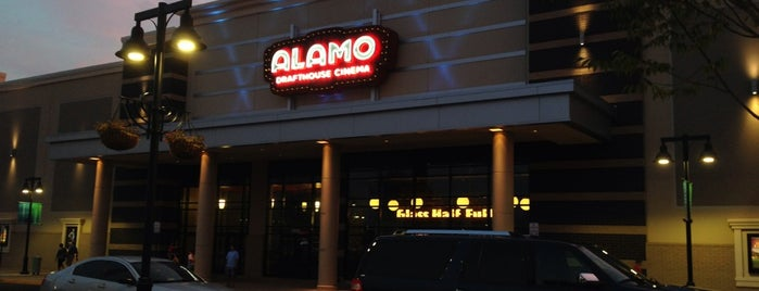 Alamo Drafthouse One Loudoun is one of Best Movie Theaters in DC Metro Area.