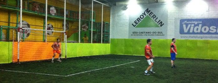 Mega Soccer is one of Lugares favoritos de Priscila.