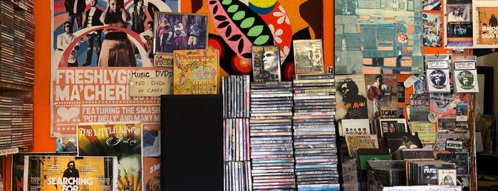 Mabu Vinyl is one of Record Stores Worldwide.