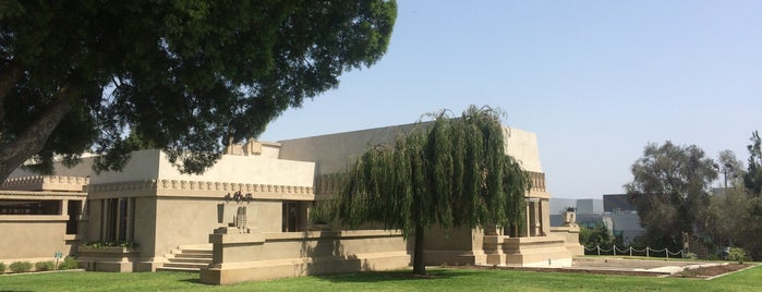 Hollyhock House is one of For Casey.