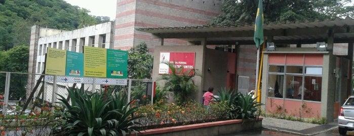 Hospital Cardoso Fontes is one of Rio de Janeiro.
