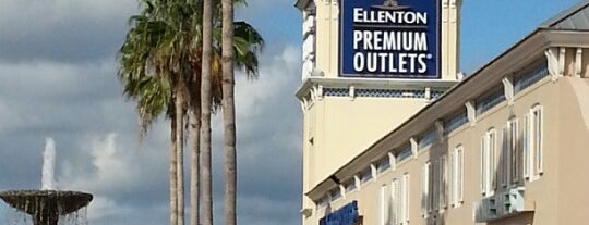 Ellenton Premium Outlets is one of Lieux qui ont plu à Jeremy.
