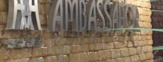 Ambassador Hotel is one of Heshu 님이 좋아한 장소.