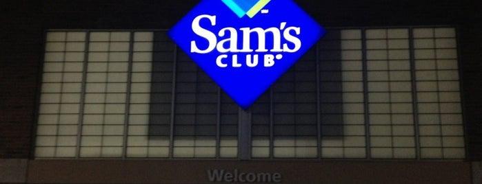 Sam's Club is one of Lieux qui ont plu à Alan.