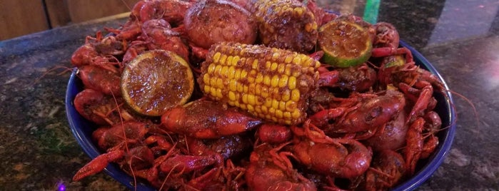 Sunset Crab Shack is one of Dallas.