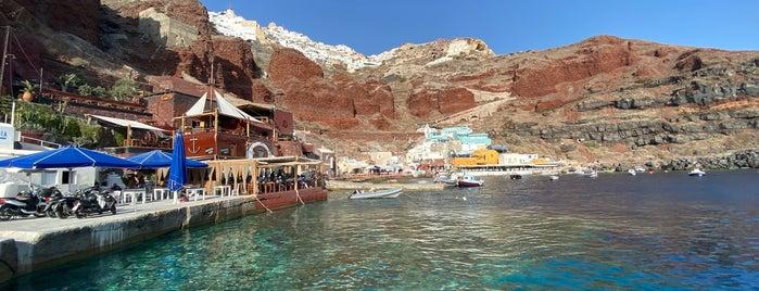 Ammoudi Bay is one of Greece 2018.