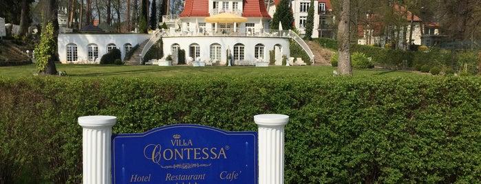 Villa Contessa is one of Tempat yang Disukai Pieter.