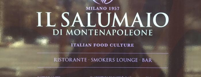 Il Salumaio di Montenapoleone is one of MILAN.