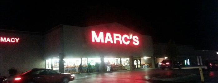 Marc's Stores is one of Lugares favoritos de Jager.