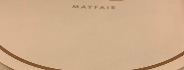 34 Mayfair is one of Tempat yang Disimpan Queen.