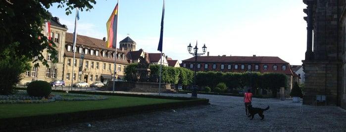 Nelson-Mandela-Platz is one of Nuremberg.