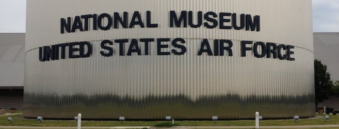 National Museum of the US Air Force is one of Dayton.