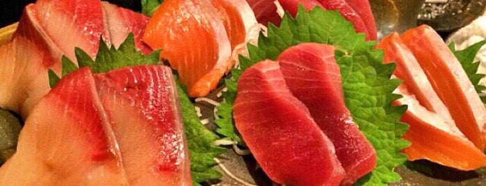 Hama Sushi is one of SoCal Favorites/To-Dos.